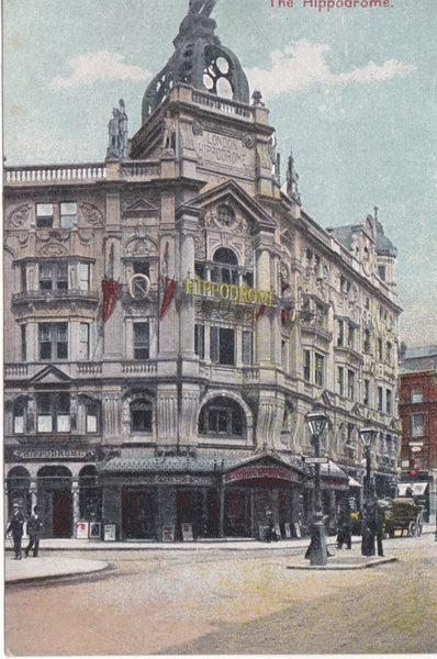 The Hippodrome, London