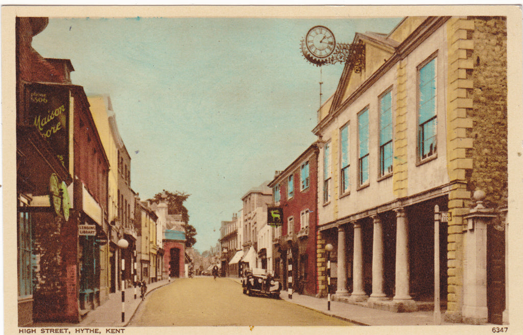 High Street, Hythe, Kent