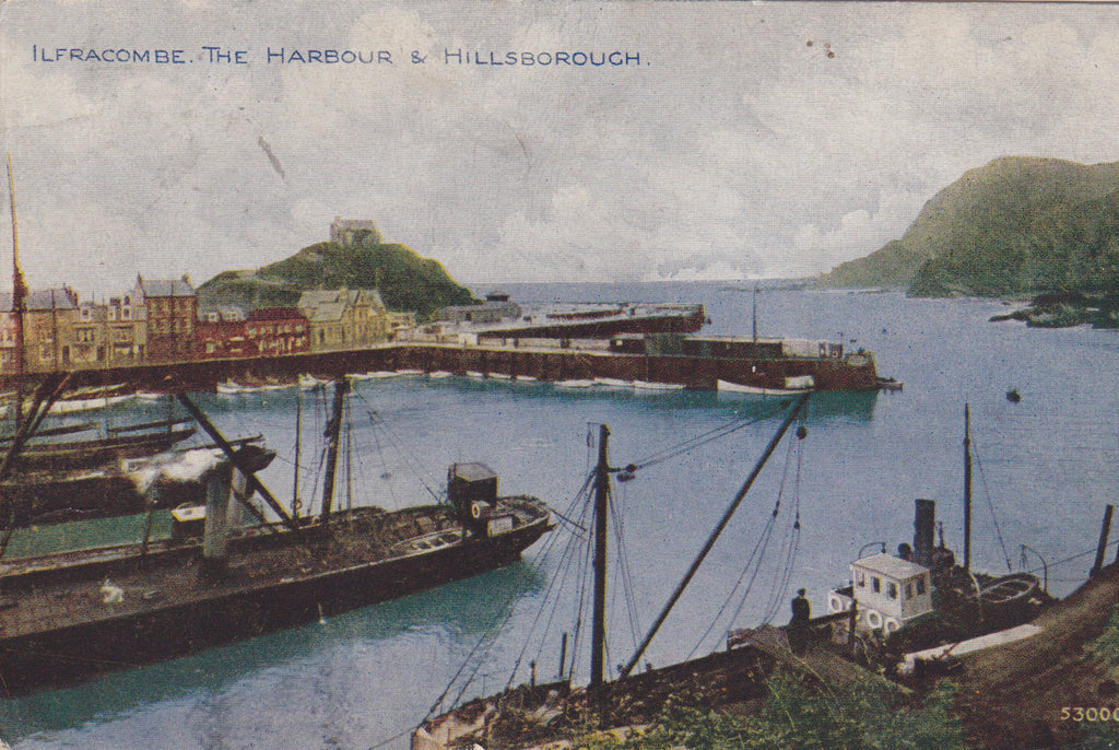 ILFRACOMBE, THE HARBOUR AND HILLSBOROUGH