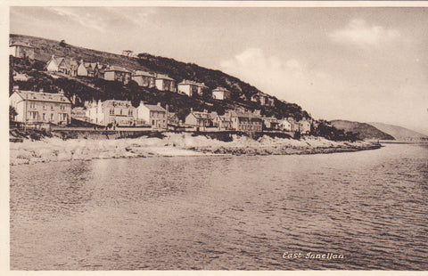 Old postcard of East Inellan, Argyllshire, Scotland