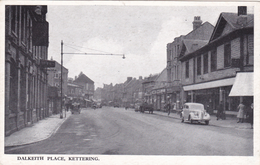Dalkeith Place, Kettering