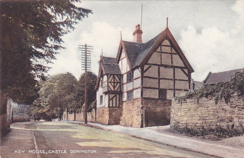 The Key House, Castle Donington