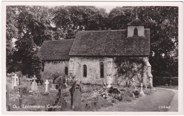 Old Letchworth Church