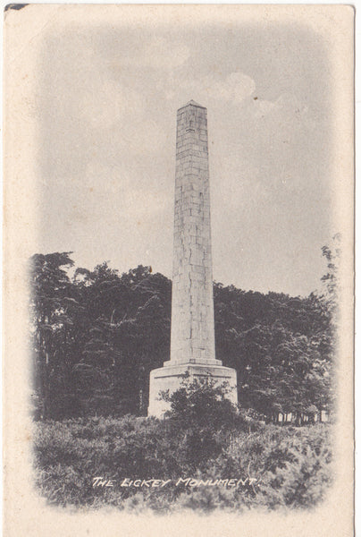 Lickey Monument