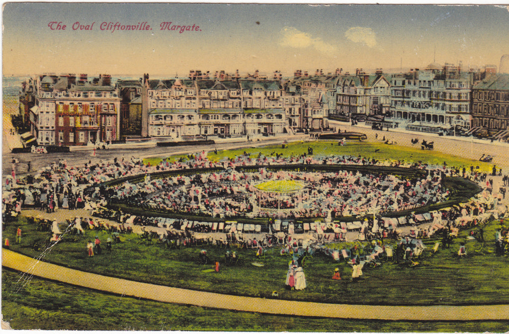 The Oval, Cliftonville