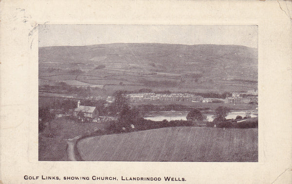 Collectables:Postcards:Topographical: British:Wales:Radnorshire