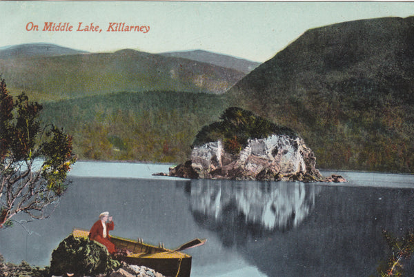 On Middle Lake, Killarney in Co Kerry, Ireland