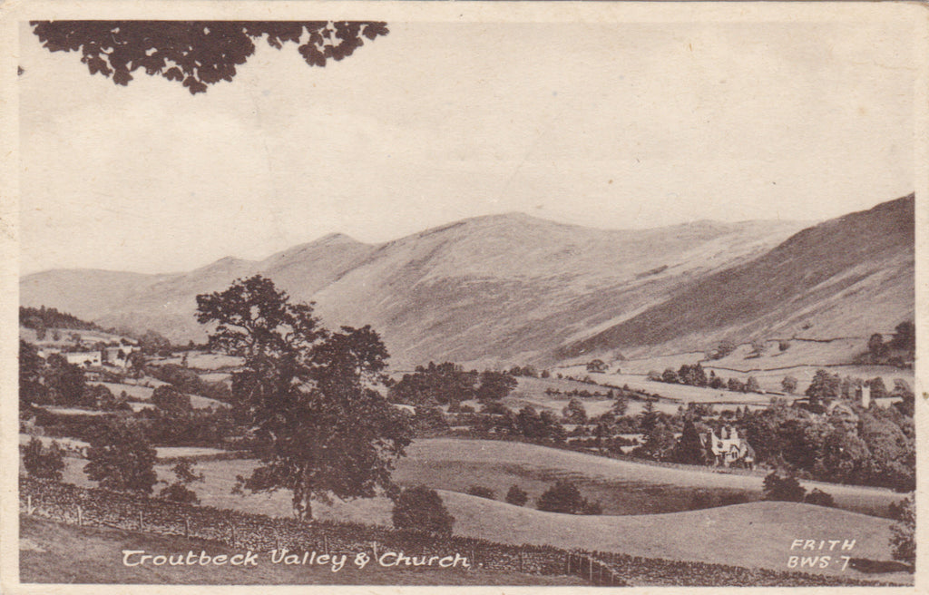 Troutbeck, Valley and Church