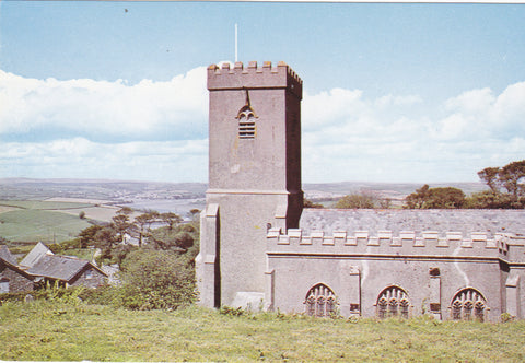 ST WINWALLOE'S CHURCH, EAST PORTLEMOUTH