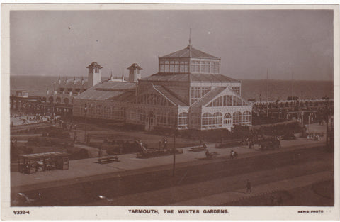 Yarmouth, The Winter Gardens