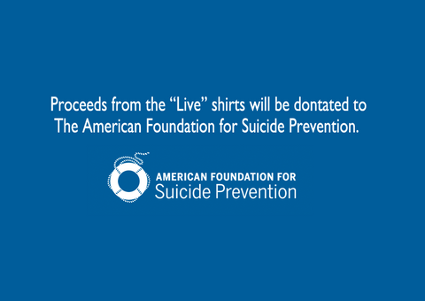 Love & Loyalty Supports Suicide Prevention