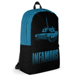 """Infamous ""Combat"" Backpacks"