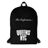 'Infamous Q' Backpacks
