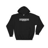 Blk/White QB Hoodie (Front)