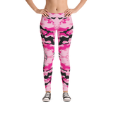 Love & Loyalty Camo Leggings