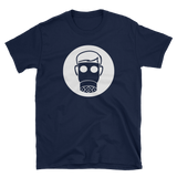 Gas Mask T-Shirt  - Gasmask Graphic Tee