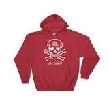 """Death  Before Dishonor"" Hoodies"