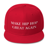 """Make Hip Hop Great Again"" Snapbacks"