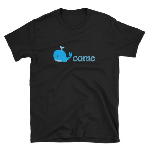 Whalecome ?! - Funny Movie Inspired Tee