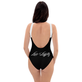 Love & Loyalty Classic One-Piece Swimsuit