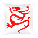 Infamous Dragon Throw Pillows
