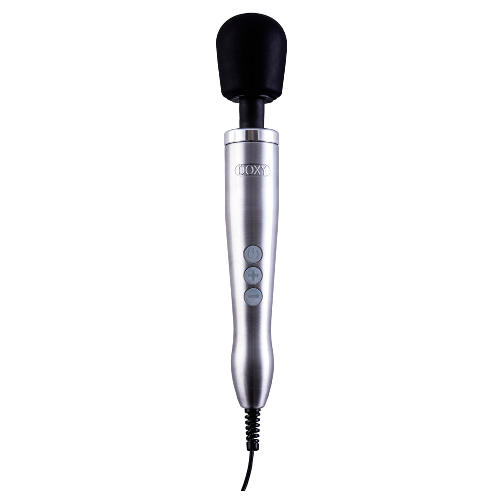 Doxy Die Cast Extra Powerful Vibrating Wand Massager Sex Toy - Ellen Terrie