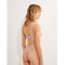Else Lingerie Chloe Nude Pink Sustainable Lace Soft Cup Longline Bra & Thong - Ellen Terrie