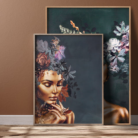 Gold Couture plakater