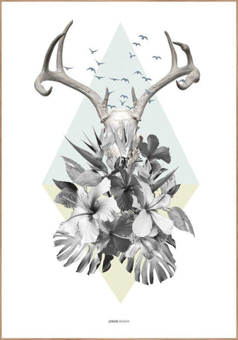 Tropic Deer 2 | POSTER BOARD