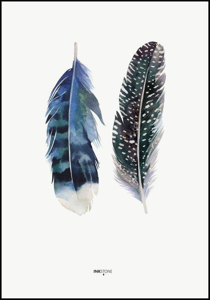 Indian Feather | POSTER BOARD