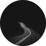 Road to nowhere | CIRCLE ART | RUNDE BILLEDER
