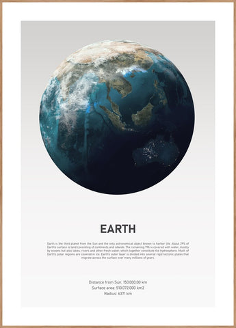Earth Light | POSTER BOARD