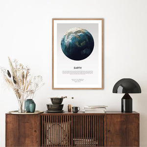 Earth Light | PLAKAT