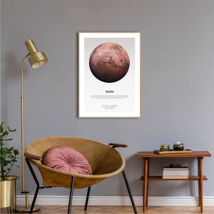 Mars Light | POSTER BOARD