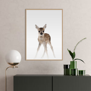Misty Deer | PLAKAT