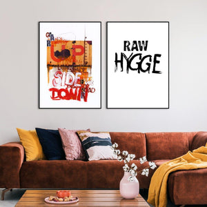 RAW Hygge | POSTER BOARD