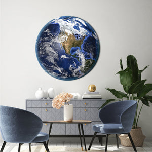 The Blue Marble 5 | CIRCLE ART