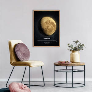 The Moon | PLAKAT