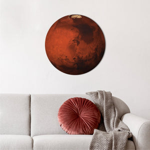 The Red Planet | CIRCLE ART