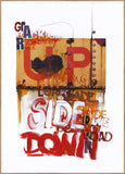 Up side down 1 | POSTER BOARD