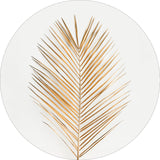 Palm Leaf Gold | CIRCLE ART