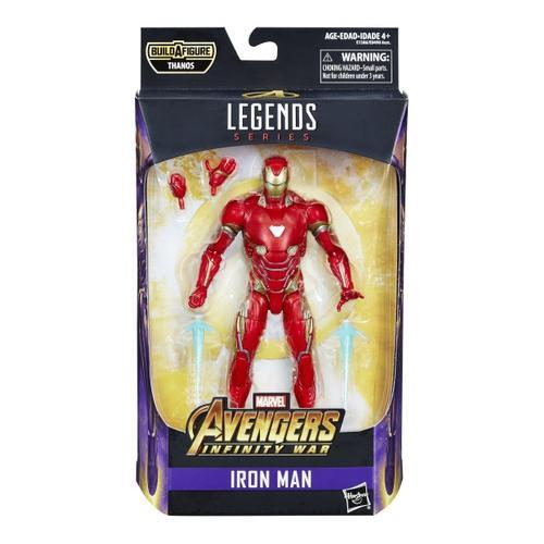 Avengers Marvel Legends Infinity War 6-Inch Action Figures Wave 1-Action Figure-Hasbro-Iron Man-Mekong Magic