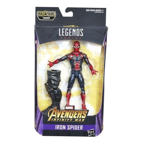 Avengers Marvel Legends Infinity War 6-Inch Action Figures Wave 1-Action Figure-Hasbro-Iron Spider-Mekong Magic
