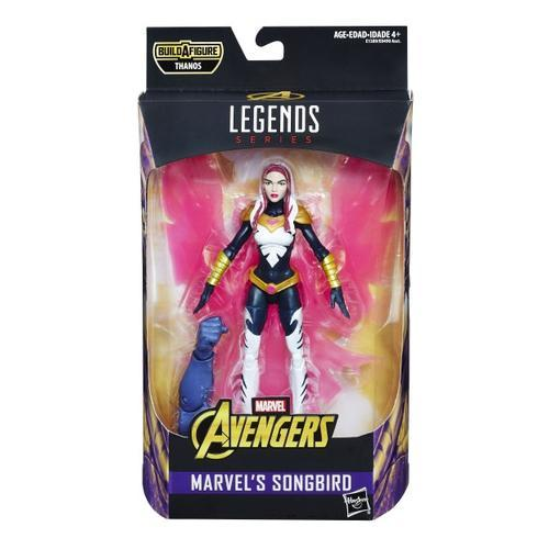 Avengers Marvel Legends Infinity War 6-Inch Action Figures Wave 1-Action Figure-Hasbro-Marvel's Songbird-Mekong Magic