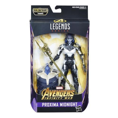 Avengers Marvel Legends Infinity War 6-Inch Action Figures Wave 1-Action Figure-Hasbro-Proxima Midnight-Mekong Magic