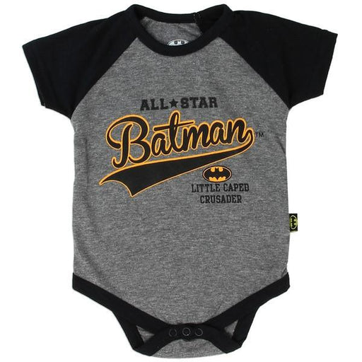 Baby Onesie Capped Crusader Varsity Style All-Star-Baby-Kids With Character-Mekong Magic