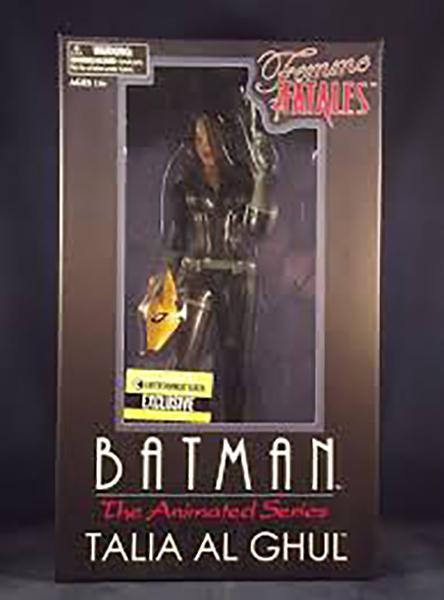 Batman The Animated Series Talia Al Ghul Femme Fatales Statue-Statue-Diamond Select-Mekong Magic