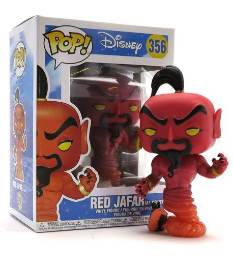 Disney Aladdin Red Jafar Pop! Vinyl Figure #356-Vinyl Figure-Funko-Mekong Magic
