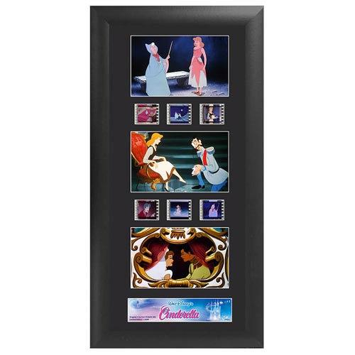 Disney Cinderella Series 2 Trio Film Cell-Collectible-Film Cells Ltd.-Mekong Magic