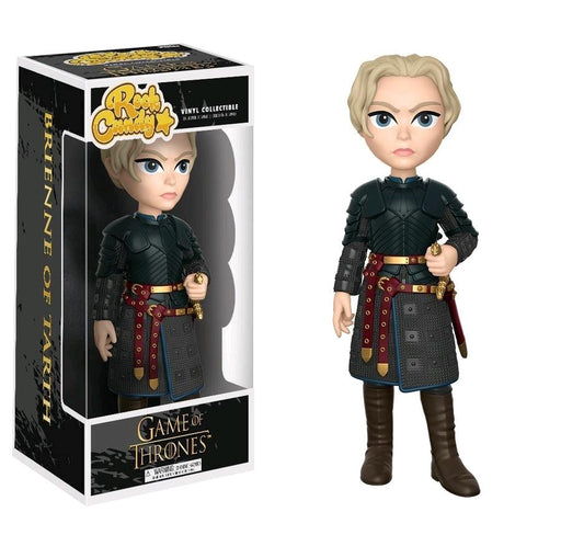 Game of Thrones Brienne of Tarth Rock Candy Vinyl Figure-Vinyl Figure-Funko-Mekong Magic